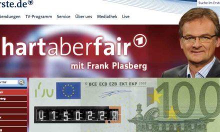 Hart aber ahnungslos: Die Energiewende bei Frank Plasberg