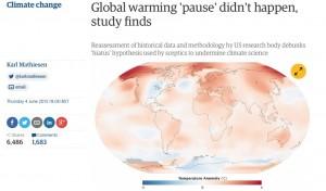 Der Temperaturstillstand … Wieder einmal