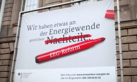 Eine Revision der Energiewende ist dringend erforderlich