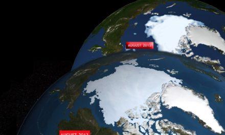 Das eiskalte Comeback der Arktis