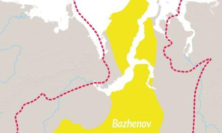 Russland wacht auf und schnuppert am Schiefer