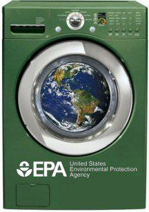 Im Schleudergang: Die US Umweltbehörde EPA spielt Klima-Auswirkungen herunter und macht sich sehr wichtig