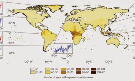 """Neue Studie: Globaler Temperaturtrend vor 1950 """"bedeutungslos"""" und """"künstlich geglättet"""""""