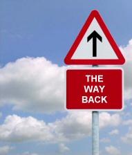 Der Weg zurück
