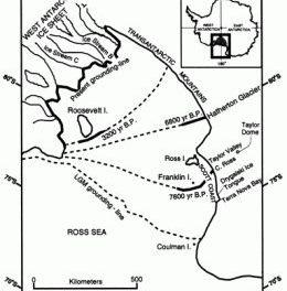 """Rückschau – auf das Jahr 1999: """"Irreversibler Zusammenbruch"""" des westantarktischen Eisschildes"""