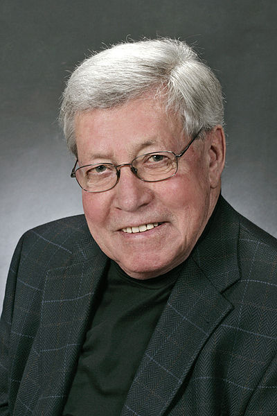 Führender europäischer Geologe Peter A. Ziegler verstorben…