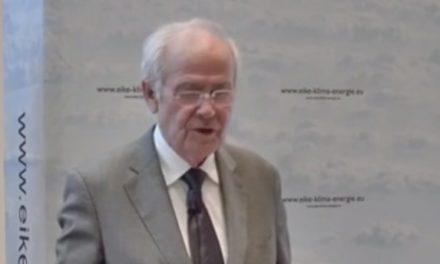 EIKE 9. IKEK Prof. Dr.-Ing. Dieter Ameling: Das EEG und seine Bürokratie führen zur De-Industrialisierung