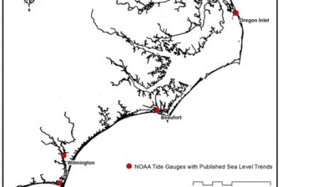 Aus dem Lehrbuch zur Erzeugung von Klimaalarm Teil 2: So viel Meerespegel und Stürme hat es vor dem Klimawandel nie gegeben