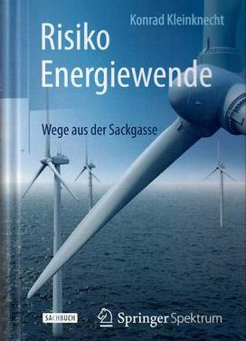 """Zwei neue Bücher zu Energiewende und """"Klimaschutz"""""""