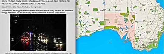 Ursache für einen Blackout in einem ganzen Bundesstaat in Südaustralien: völlig verfehlte Klimawandel-Energie-Politik