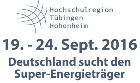 Deutschland sucht den Super-Energieträger