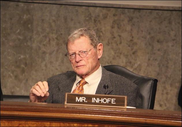 US-Senator Inhofe: AGW Alarmisten gehirnwaschen unsere Kinder