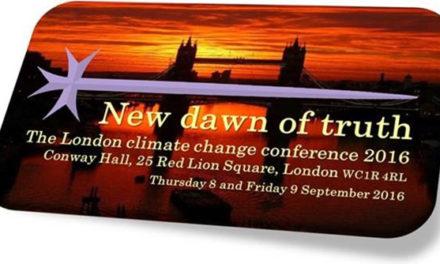 Eine Drohung vom University College in London bzgl. einer Konferenz von Klimaskeptikern