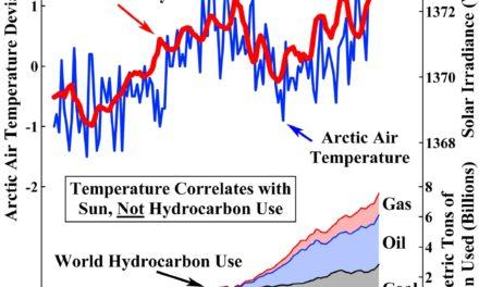 Abkühlung in den nächsten 30 Jahren ?