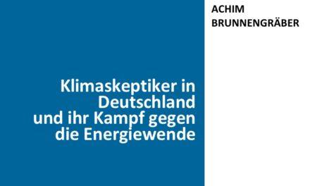"""Dr. Seltsam macht Wissenschaft- Grüner Berliner Politologe veröffentlicht """"Working Paper"""" über """"Klimaskeptiker in Deutschland"""""""