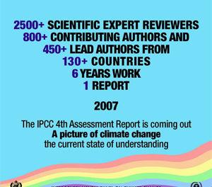 Das IPCC lädt die Aktivisten zum Mitmachen ein