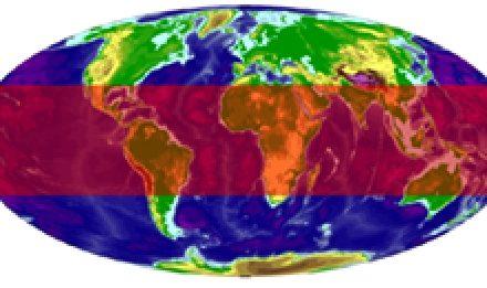 Kühle Tropenluft entschärft Treibhausargument
