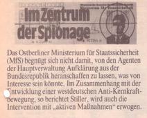 Gorleben III – Endlagerwende 2016 Stefan Wenzel, Umweltminister – Mastermind der Wende Teil III von  III