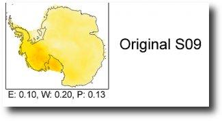 """Wie in """"Nature"""" (peer-reviewed) die Temperatur der Antarktis hochgerechnet wird!"""