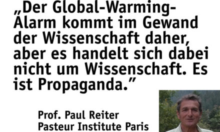 Wie die Klima-Wissenschaft ihre Unschuld verlor