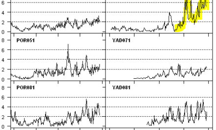 Baumring-Temperaturbestimmung: Die Summe von Yamal ist größer als die Einzelteile