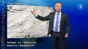ARD-Wetterexperte Karsten Schwanke erklärt die Unwetter im Mai/Juni zu Beweisen der Klimaerwärmung
