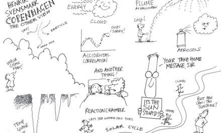Update zum Wolkenexperiment des CERN