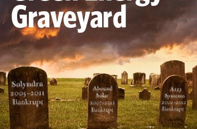 Grüne Grabstätten in den USA: 19 vom Steuerzahler finanzierte Fehlschläge