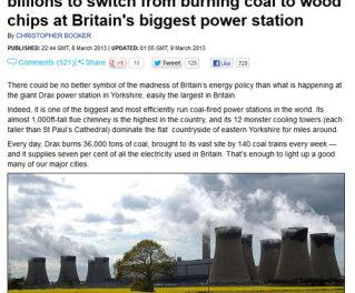 """Immer wieder: Was die """"Energiewende"""" bringt…"""