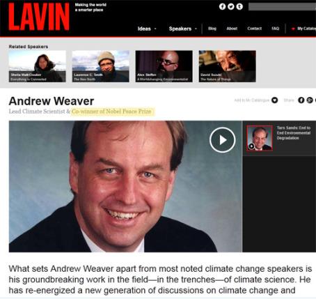 Kanada: IPCC-Leitautor wird Vorsitzender der Grünen Partei
