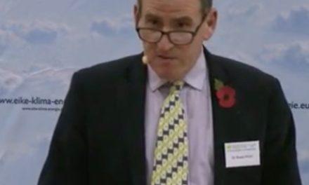 10. IKEK – Brexit – Großbritanniens Abschied von der Klimapolitik? -Vortrag von Dr. Benny Peiser