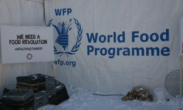 Impressionen aus Davos:  Wasser predigen – Wein trinken