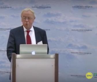 10. IKEK Die Achilles-Ferse der Klima-Modelle: Wasserdampf-Verstärkung