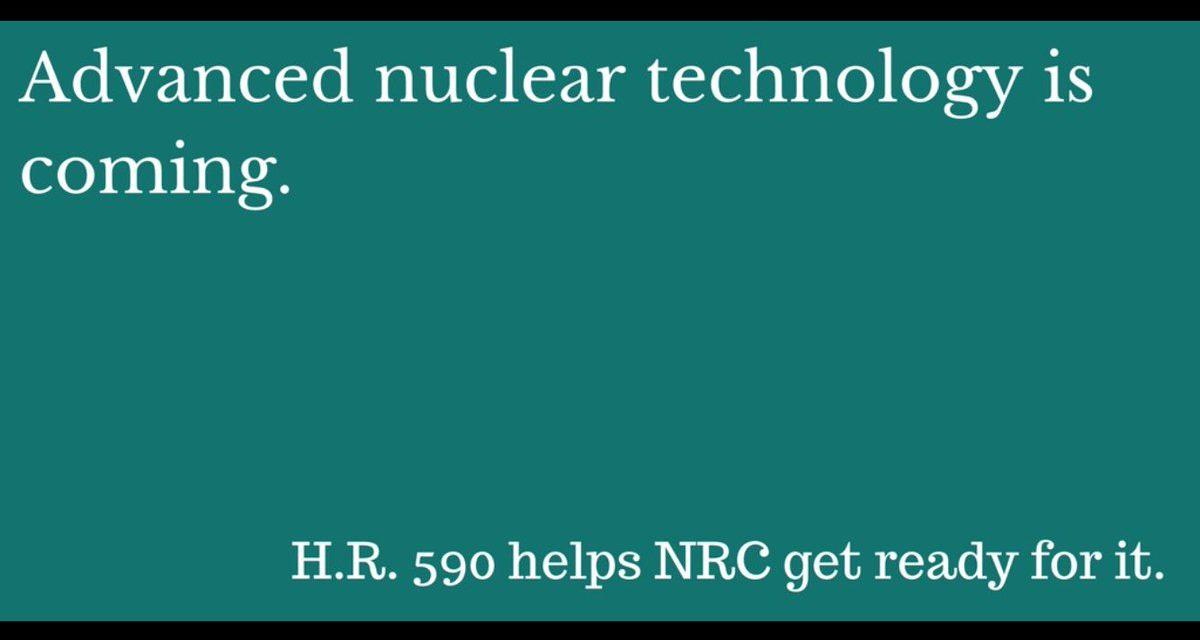 Immer wieder der Trump: Nun auch noch neue Kernenergie-Konzepte!