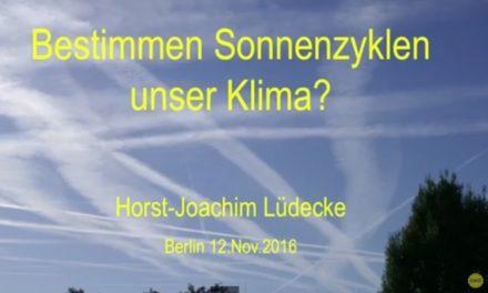 10. IKEK – Bestimmen Sonnenzyklen unser Klima?