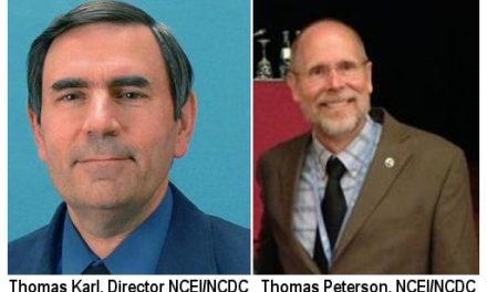 """Eine schnelle Behauptung wirkt oft besser als ein langsamer Beweis – NOAA behauptete die """"Pause"""" weg; Whistleblower entlarvt Manipulation der Daten"""
