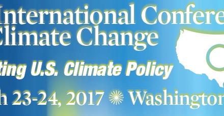 12. Internationale Konferenz zu Klimawandel: jetzt anmelden!
