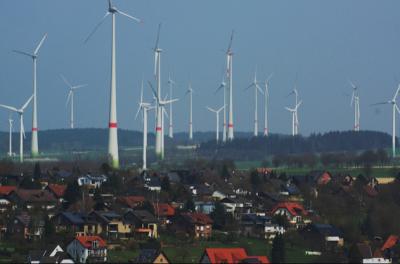 Politischer Sturm [?]: Die Deutschen fangen an, die hässliche, kostspielige und unwirksame Windkraft abzulehnen