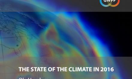 Die erste, ausschließlich auf Beobachtungen beruhende Zustandsbeschreibung des Klimas