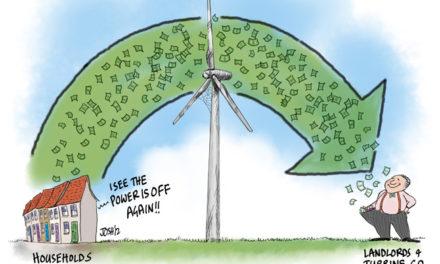 Und noch ein grünes Fiasko: Windparkbetreiber könnten bezahlt werden, um aufzuhören, Energie zu erzeugen