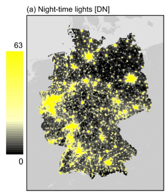 Beeinflussungsgrad der deutschen Jahresmitteltemperatur durch städtische Wärmeinseln erstmals flächendeckend quantifiziert