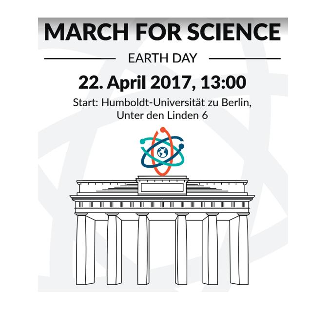 Marsch gegen die Wissenschaft! Jetzt wird Wissenschaft auf der Straße entschieden?