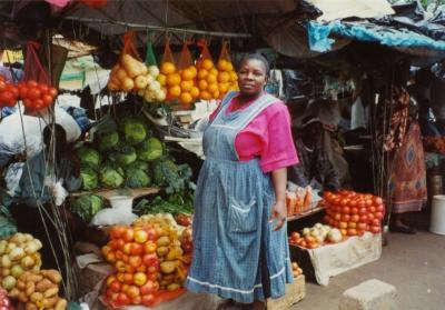 Leidet Simbabwe nur unter dem Klimawandel? Teil 1