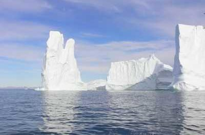 Weitere Paniken über das Eis der Arktis, obwohl die globalen Temperaturen sinken