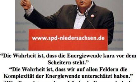 """""""Die Caritas baut keine Gaskraftwerke"""" ein Zitatenschatz zur deutschen Energiepolitik"""