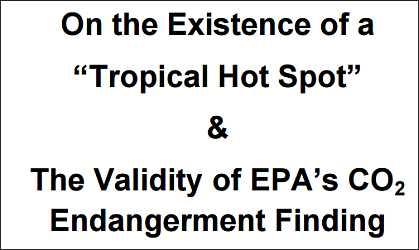 """Neue Studie benennt die Einstufung der EPA bezüglich CO2 als Giftstoff -""""Total falsch"""""""