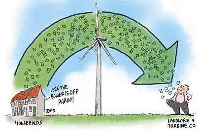 Großinvenstoren drängen darauf, CO2 mehr zu bepreisen, zur Fortführung von Subventionen als Teil der Klimapolitik