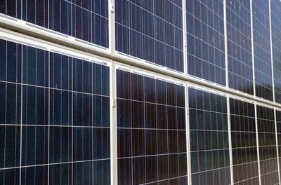 Industrie der Solarenergie geht den Bach hinunter