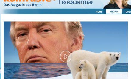 Der Rundfunk Berlin Brandenburg (rbb) das Klima, die Berichterstattung und die Fakten