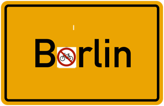 Berlin – einmal fahrradfrei gedacht
